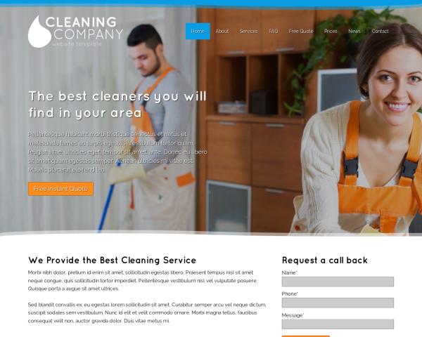 Reinigungsfirma