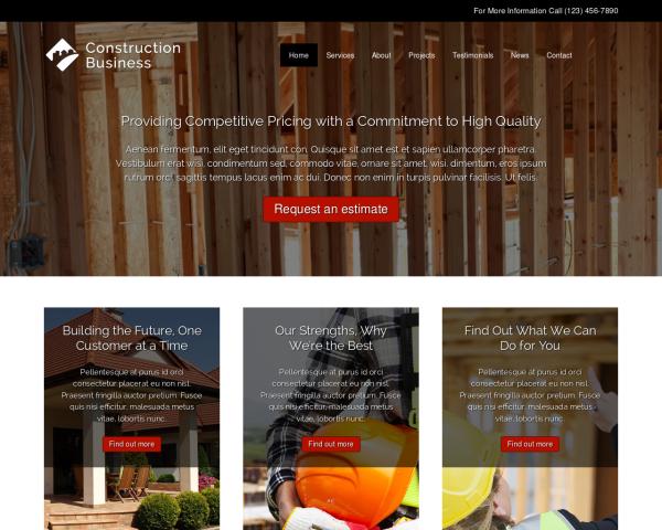 baufirma webdesign1