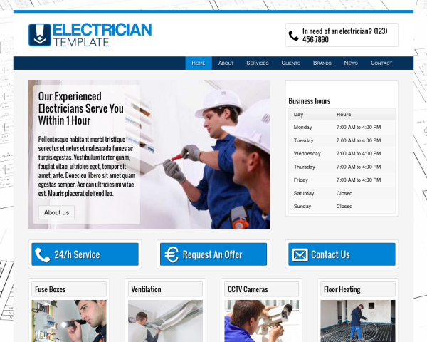 electrician 1280x1024 macbook