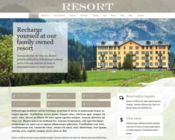 hotel webdesign1