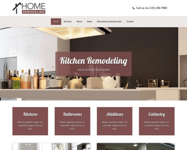 kuechenbau webdesign1