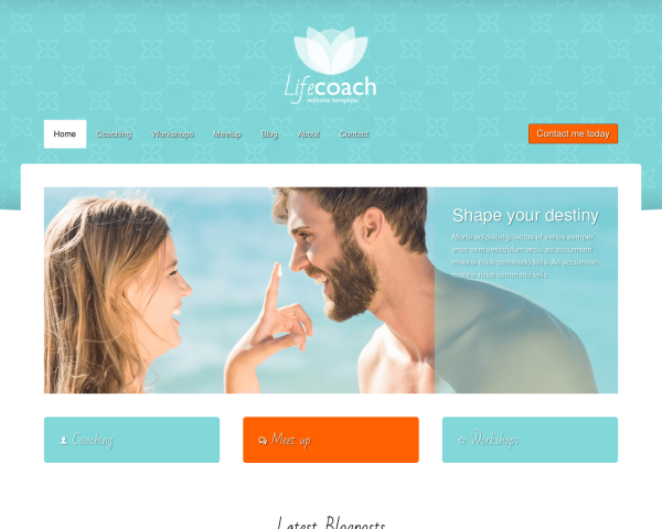 lifecoach webdesign1