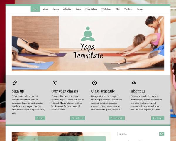 yoga webdesign1