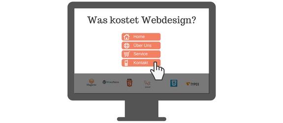 webdesign preise